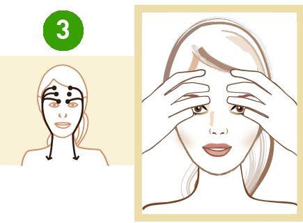 Aktywacja punktów na twarzy