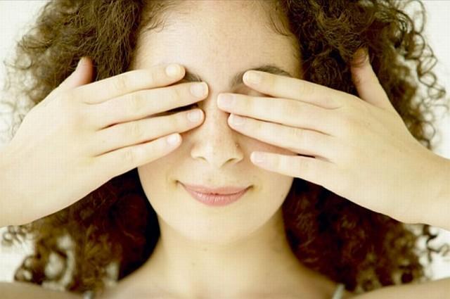 joga oczu, ćwiczenia oczu